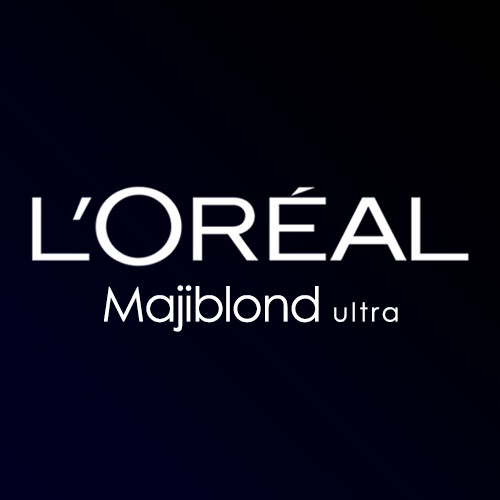 loreal majiblond ultra vero beach hair salon